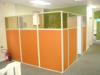 PICS Ministryt of Nationla Security PARTION - SEMI-PRIVATE RM. WITH DOOR