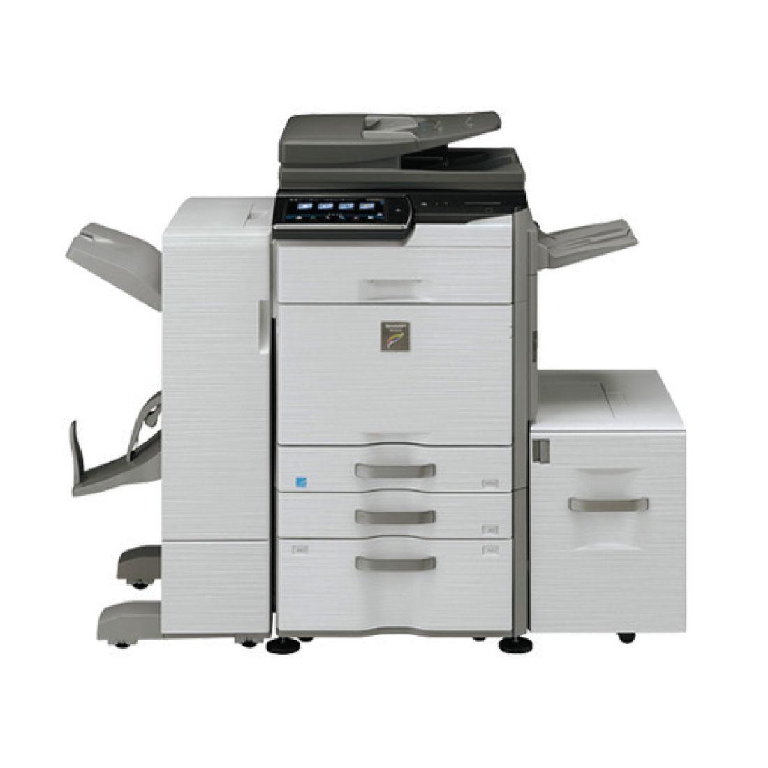 Printers + Shredders